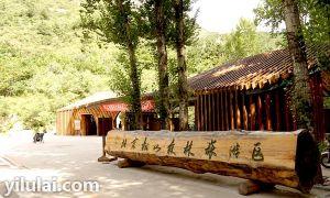 北京松山森林旅游区入口