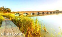 卢沟桥全景