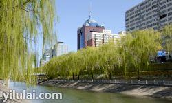 护城河河道