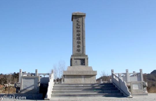 纪念碑正面轮播图