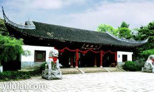 上海大观园外景