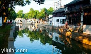 练塘镇老街