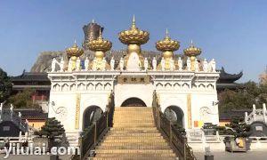 上海东林寺山门